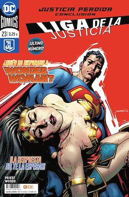 Liga de la Justicia. Nuevo Universo DC / Renacimiento (Grapa) #78/23