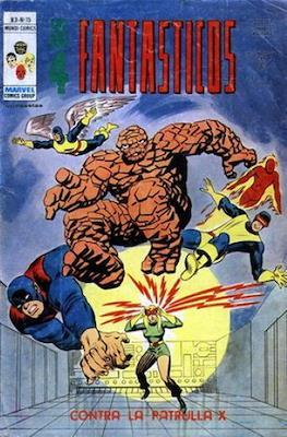 Los 4 Fantásticos Vol. 3 (1977-1980) (Grapa 44 pp) #15
