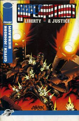 Superpatriot. Liberty & Justice
