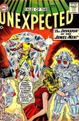 Tales of the Unexpected (1956-1968) (Comic Book) #47