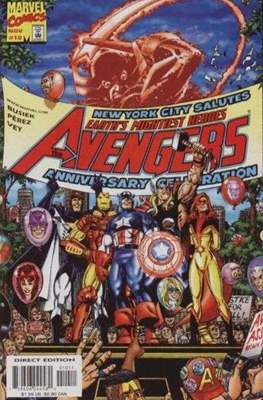 The Avengers Vol. 3 (1998-2004) #10
