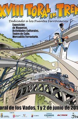 Toral en Tren #18