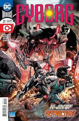 Cyborg Vol. 2 (2016-2018) (Comic-book) #21