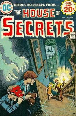 The House of Secrets (Comic Book) #126