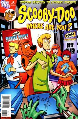Scooby-Doo! Where Are You? (Comic Book) #6