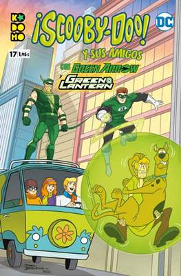 ¡Scooby-Doo! y sus amigos (Grapa 24 pp) #17
