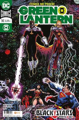 Green Lantern. Nuevo Universo DC / Hal Jordan y los Green Lantern Corps. Renacimiento (Grapa) #96/14