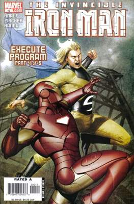 Iron Man Vol. 4 (2005-2009) (Comic Book) #10