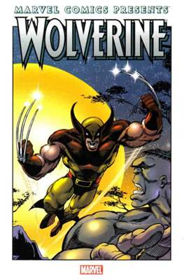Marvel Comics Presents: Wolverine (Softcover) #3