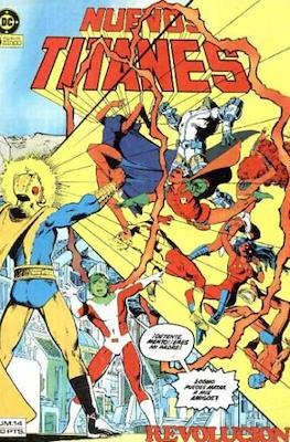 Nuevos Titanes Vol. 1 (1984-1988) (Grapa 40 pp) #14