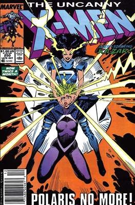 The Uncanny X-Men (1963-2011) (Comic-Book) #250