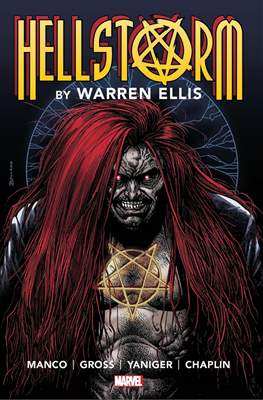 Hellstorm by Warren Ellis