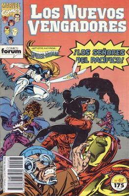 Los Nuevos Vengadores Vol. 1 (1987-1994) (Grapa 32 pp) #67