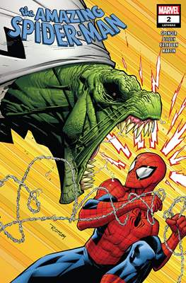The Amazing Spider-Man Vol. 5 (2018 - ) (Comic Book) #2