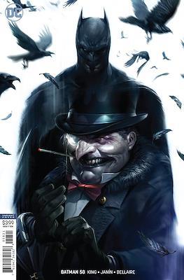 Batman Vol. 3 (2016- Variant Covers) (Comic Book) #58