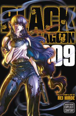 Black Lagoon (Softcover) #9