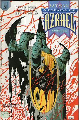 Batman - A Espada de Azrael (Grapa. 52 pp) #2