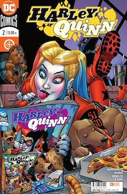 Harley Quinn. Nuevo Universo DC / Renacimiento (Rústica / Grapa) #32/2