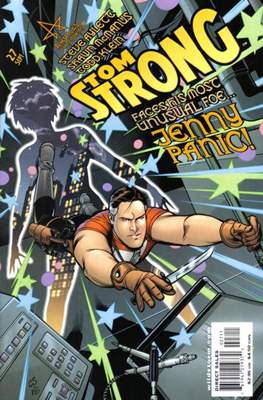 Tom Strong (Comic Book) #27