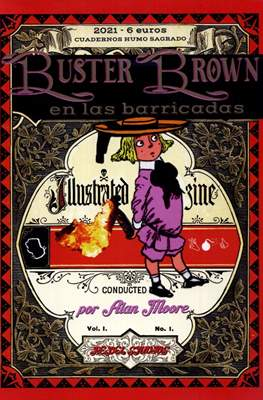 Buster Brown en las barricadas (Revista 56 pp)