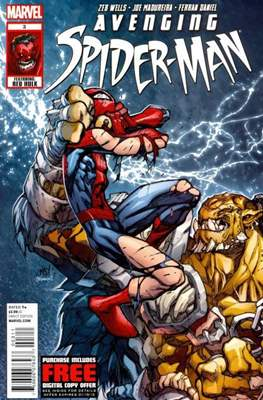 Avenging Spider-Man (Comic-Book) #3