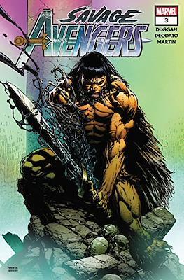 Savage Avengers (Comic Book) #3