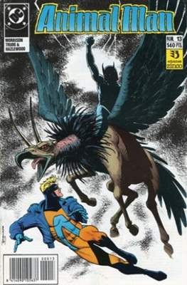 Animal Man (1989-1991) (Grapa 24 pp) #13