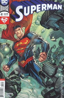Superman Vol. 4 (2016-... Variant Covers) (Grapa) #41