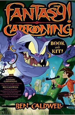 Fantasy! Cartooning Book & Kit