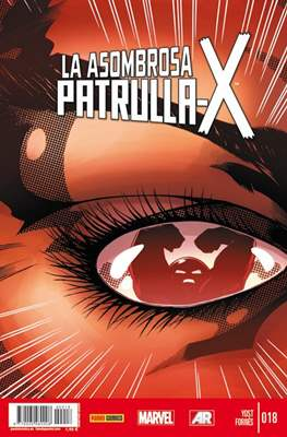 La Asombrosa Patrulla-X Vol. 1 (2014-2015) (Grapa) #18