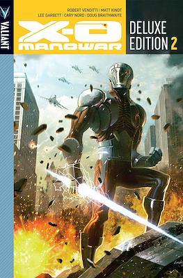 X-O Manowar - Deluxe Edition (Hardcover) #2