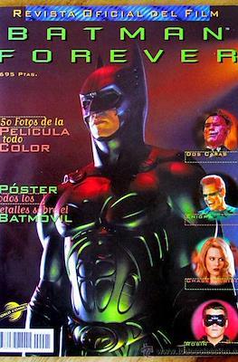 Batman Forever. Revista Oficial del Film