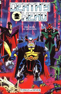 Marvel UK Graphic Novel (1985-1991) #2
