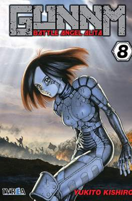 Gunnm - Battle Angel Alita #8