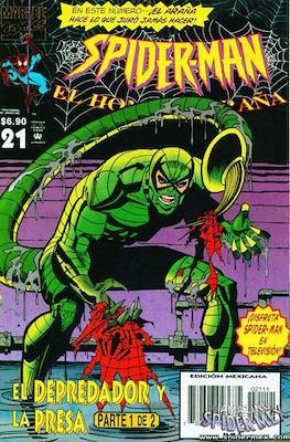 Spider-Man el Hombre Araña (1996-1998) (Grapa) #21