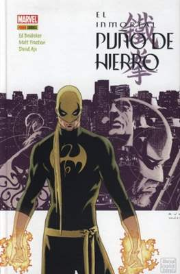 El Inmortal Puño de Hierro (2008-2011). Marvel Graphics Novels (Cartoné) #1