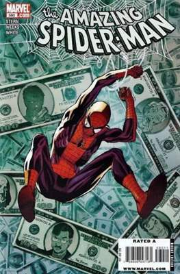 The Amazing Spider-Man Vol. 2 (1999-2014) (Comic-Book) #580