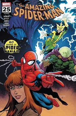 The Amazing Spider-Man Vol. 5 (2018 - ) (Comic Book) #25