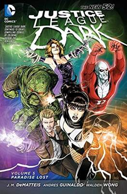 Justice League Dark (Rustica) #5