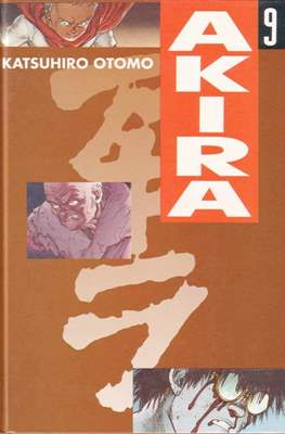 Akira (Cartoné, 180 páginas) #9