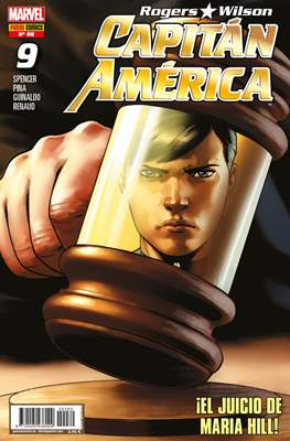 Capitán América Vol. 8 (2011-) (Grapa) #80