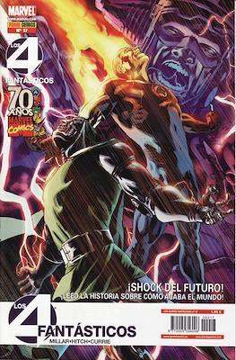 Los 4 Fantásticos / Los Cuatro Fantásticos Vol. 7 (2008-) (Grapa 24-48 pp) #17
