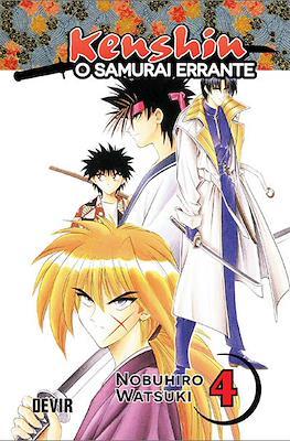 Kenshin, o Samurai Errante #4