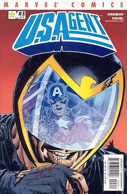 U.S. Agent (2001) (Comic Book) #3