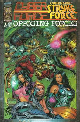 Cyberforce / Codename: Strykeforce: Opposing Forces (1995)