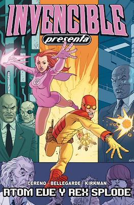 Invencible presenta: Atom Eve & Rex Splode