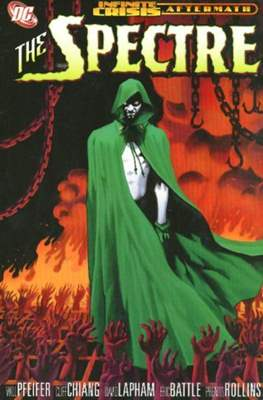 Infinite Crisis Aftermath: The Spectre Vol 1