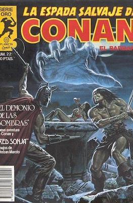 La Espada Salvaje de Conan. Vol 1 (1982-1996) #22