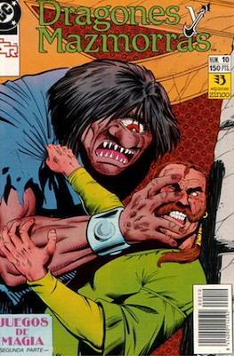 Dragones y mazmorras (1990-1991) #10