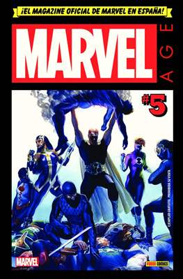 Marvel Age (2016-) (Grapa) #5